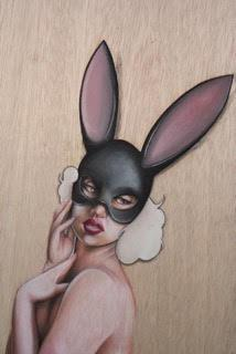 Art Galleries - Bunny Mask - 114459