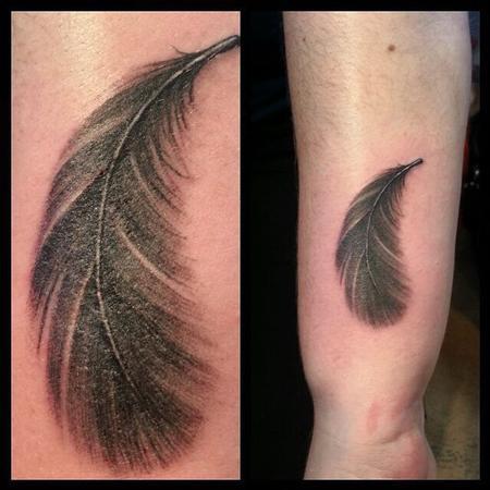 tattoos/ - Feather Tattoo - 101278