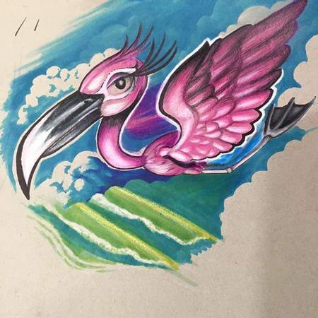 Art Galleries - Flamingo - 106213