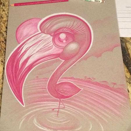Art Galleries - Flamingo - 106214