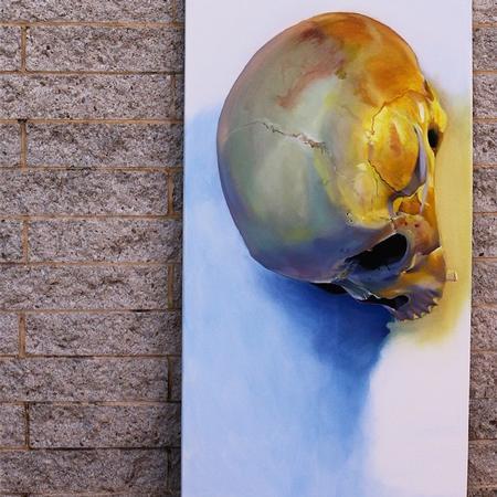 Art Galleries - Skull - 106182