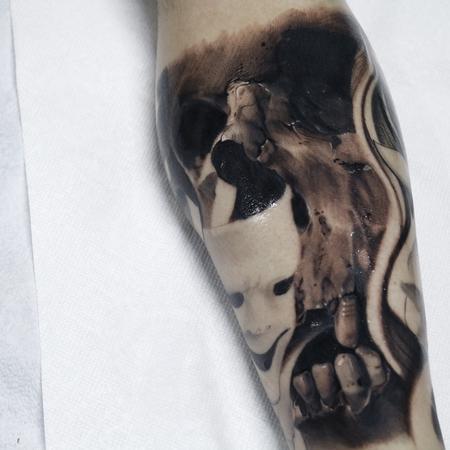 tattoos/ - Skull tattoo - 106454