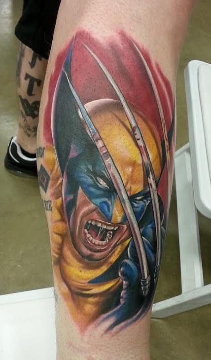 tattoos/ - Wolverine - 114598