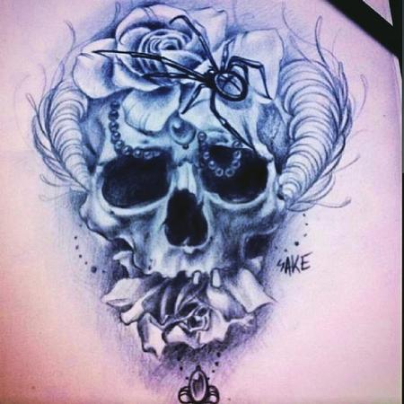 Art Galleries - Skull - 104979