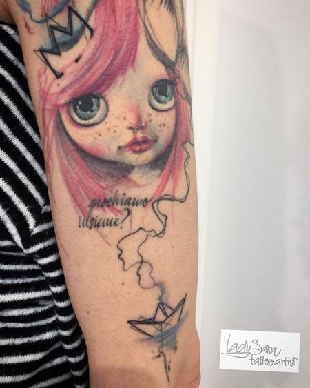 tattoos/ - doll - 126333