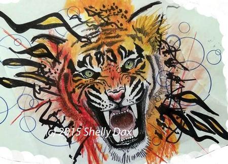 Art Galleries - Tiger - 101497