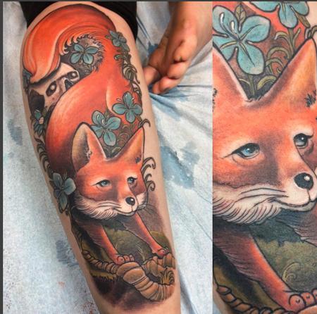 tattoos/ - Foxy - 108587