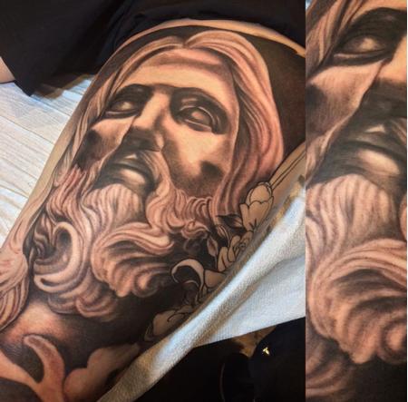 tattoos/ - Jesus - 108586