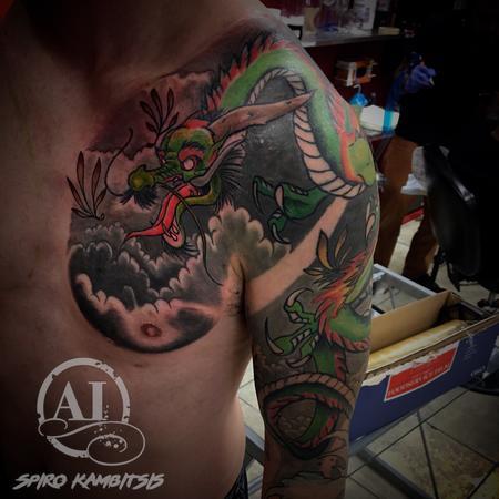 tattoos/ - Japanese Dragon - 112174