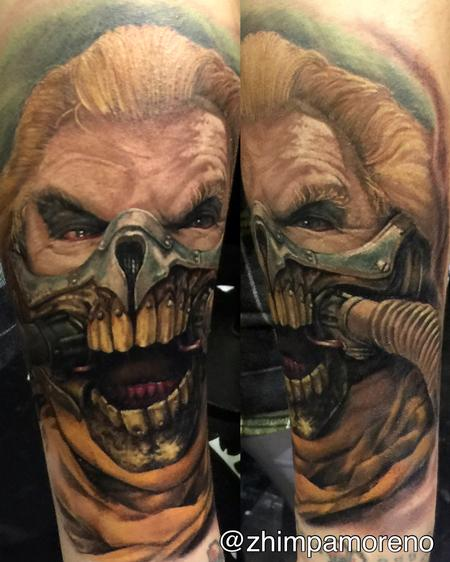 tattoos/ - Inmortan Joe (MAD MAX) - 122064