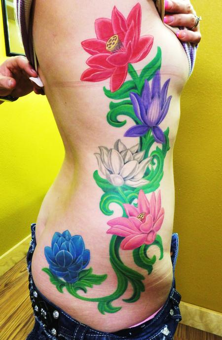tattoos/ - Lotus Flowers - 114740