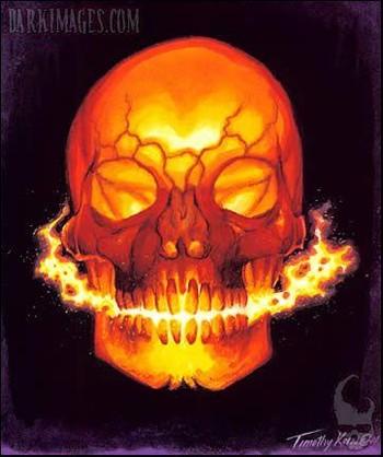 Art Galleries - Hot Skull Art - 39133
