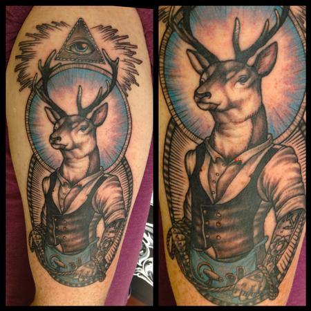 tattoos/ - Masonic Inspired Tattoo - 101749