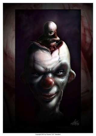 Art Galleries - Clown Fetus Art - 39682