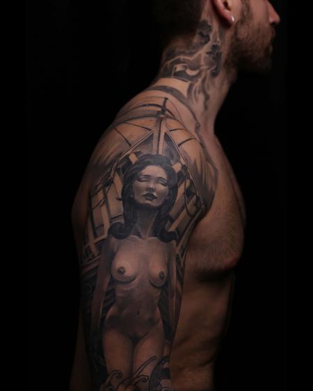 tattoos/ - Figurehead of the Wanderlust - 134448