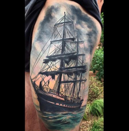 tattoos/ - Ship Tattoo - 119506
