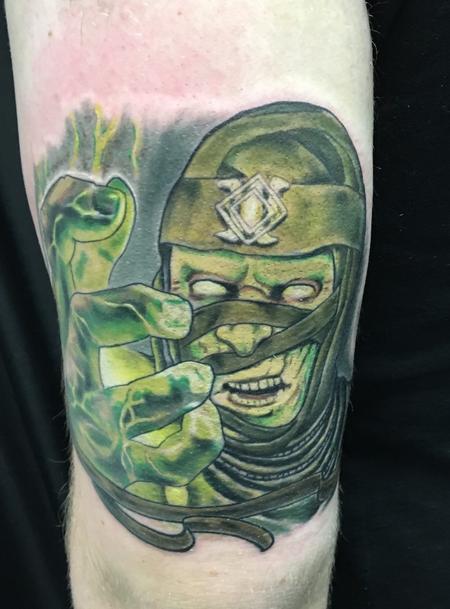 tattoos/ - Mortal kombat tattoo - 132967