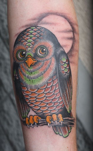 tattoos/ - Owl Tattoo - 63811