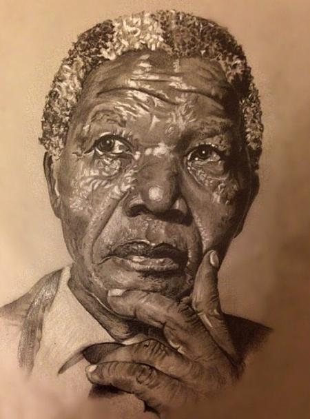 Art Galleries - Memorial homage to Nelson Mandela - 94783