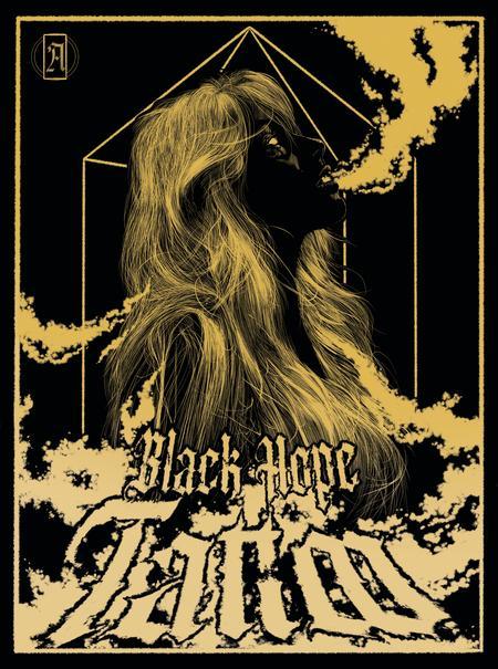 Art Galleries - Black Hope Digital Illustration - 142695