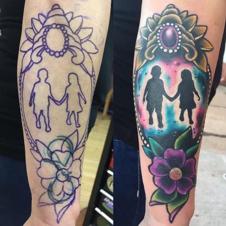 tattoos/ - Brother/sister tattoo  - 129996
