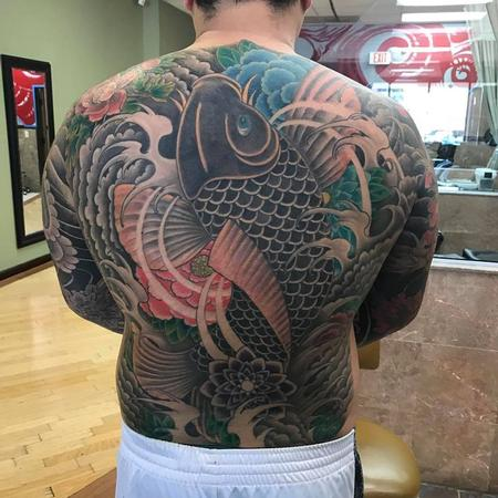 tattoos/ - Backpiece - 128597