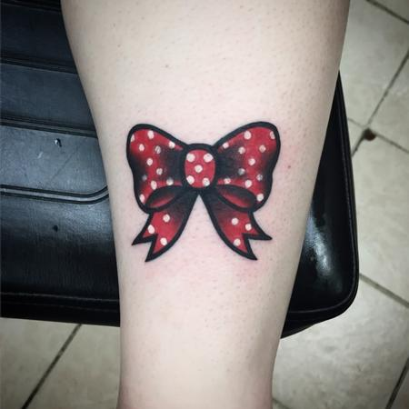 tattoos/ - Bow - 128851
