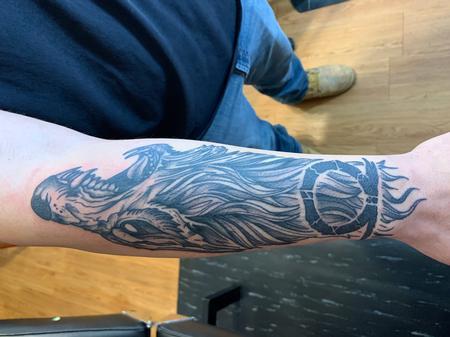 tattoos/ - Wolf - 142065