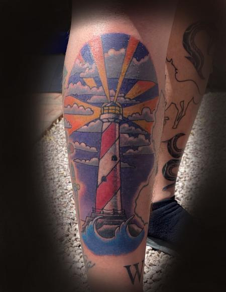 tattoos/ - Lighthouse - 142685
