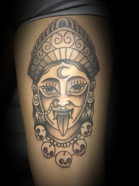 tattoos/ - Kali Goddess - 141714