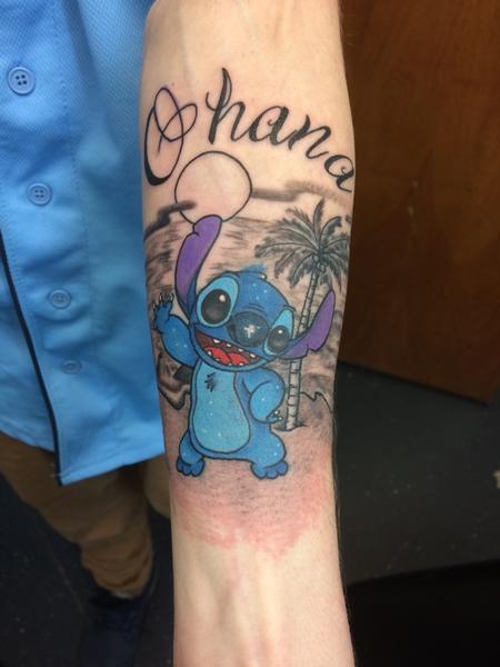 tattoos/ - Stitch  - 138114