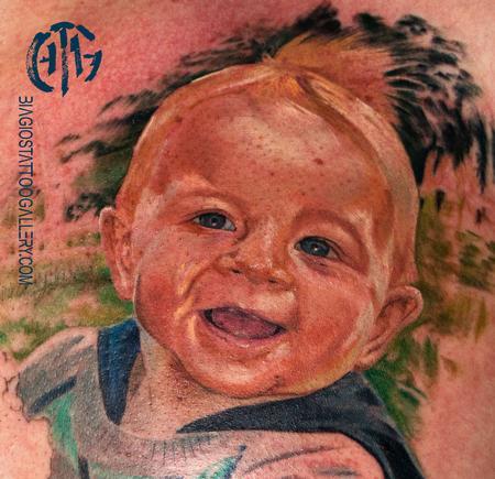 tattoos/ - Tayler Baby Portrait - 133835