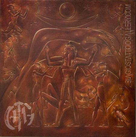 Art Galleries - Geb And Nut - 131100