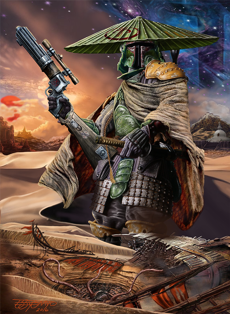 Art Galleries - Ronin Fett - 123445