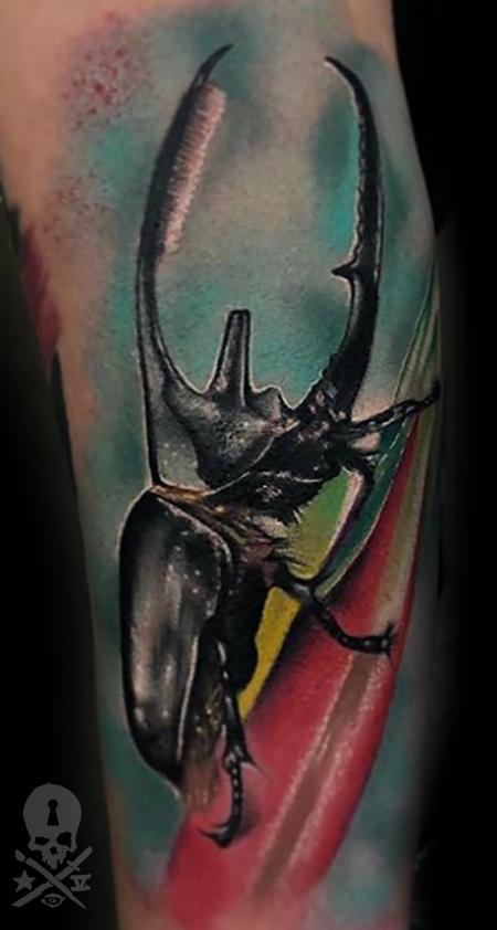 tattoos/ - Beetle - 139429