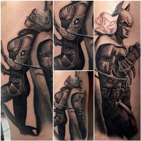 tattoos/ - Batman & Catwoman - 122376