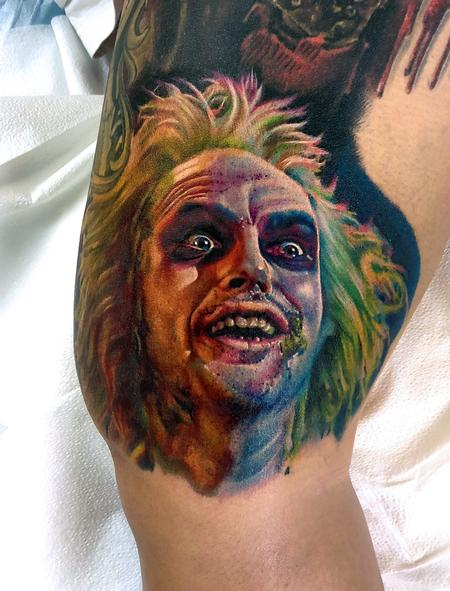 tattoos/ - Beetlejuice - 142407
