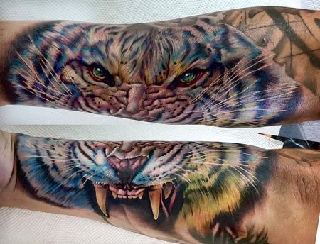 tattoos/ - tiger - 142727
