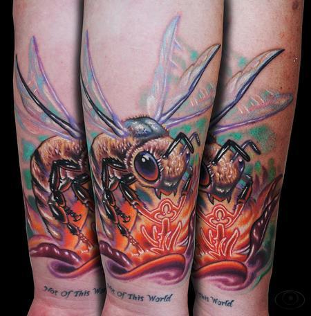 tattoos/ - Bee Key - 123804