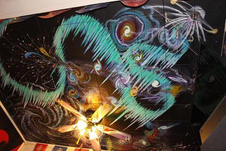 Art Galleries - Ceiling Art - 125090