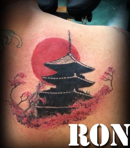 tattoos/ - Asian temple   - 143268