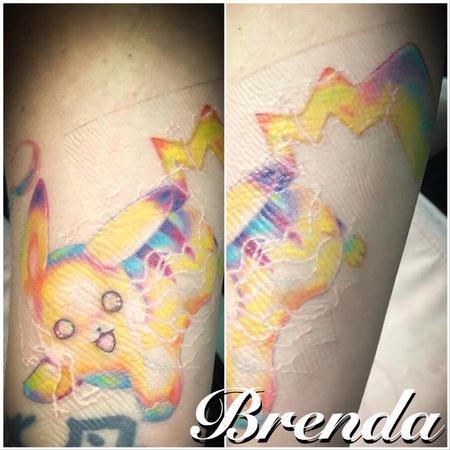 tattoos/ - Pikachu - 140298