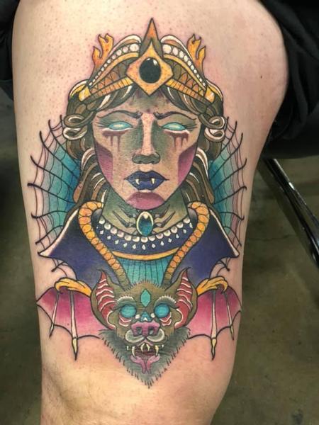 tattoos/ - Vampire Lady - 139172