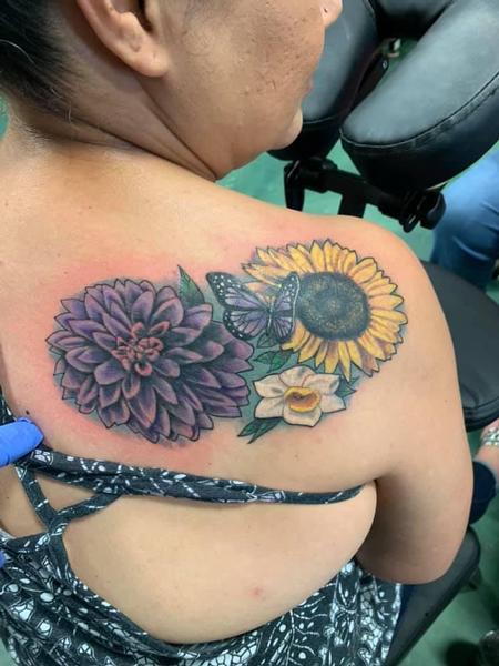 tattoos/ - Floral - 139185