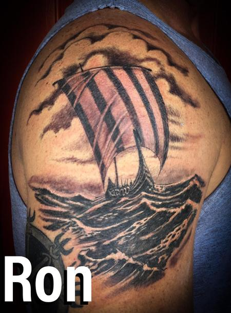 tattoos/ - Sailing Ship - 139199
