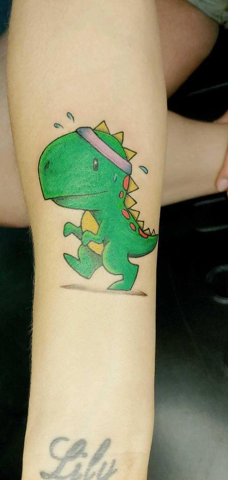 tattoos/ - T-Rexercise - 139202