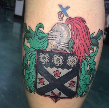 tattoos/ - Family Crest - 139893
