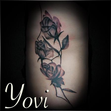 tattoos/ - Abstract Rose - 140292