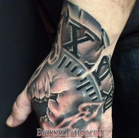 tattoos/ - Clock - 141781