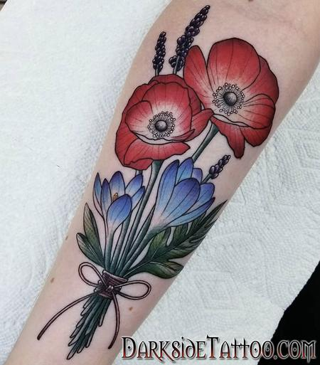 tattoos/ - Flowers - 140634